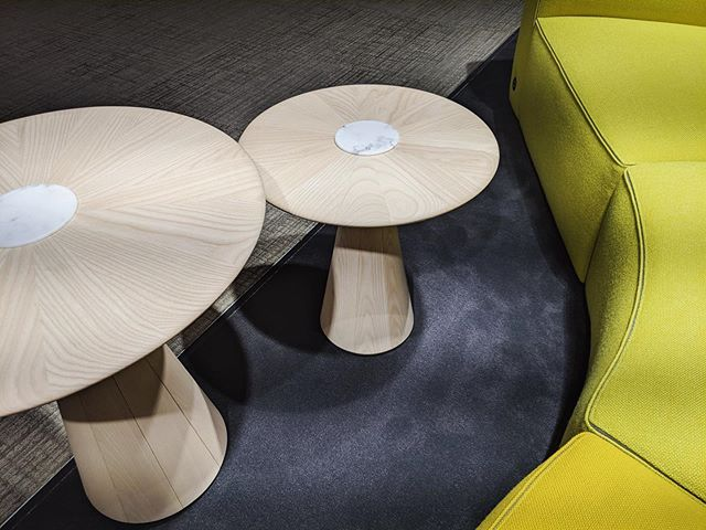 @andreuworld showroom with THE @patricia_urquiola was spectacular! #neocon2019 #modern #furniture #interiordesign #details